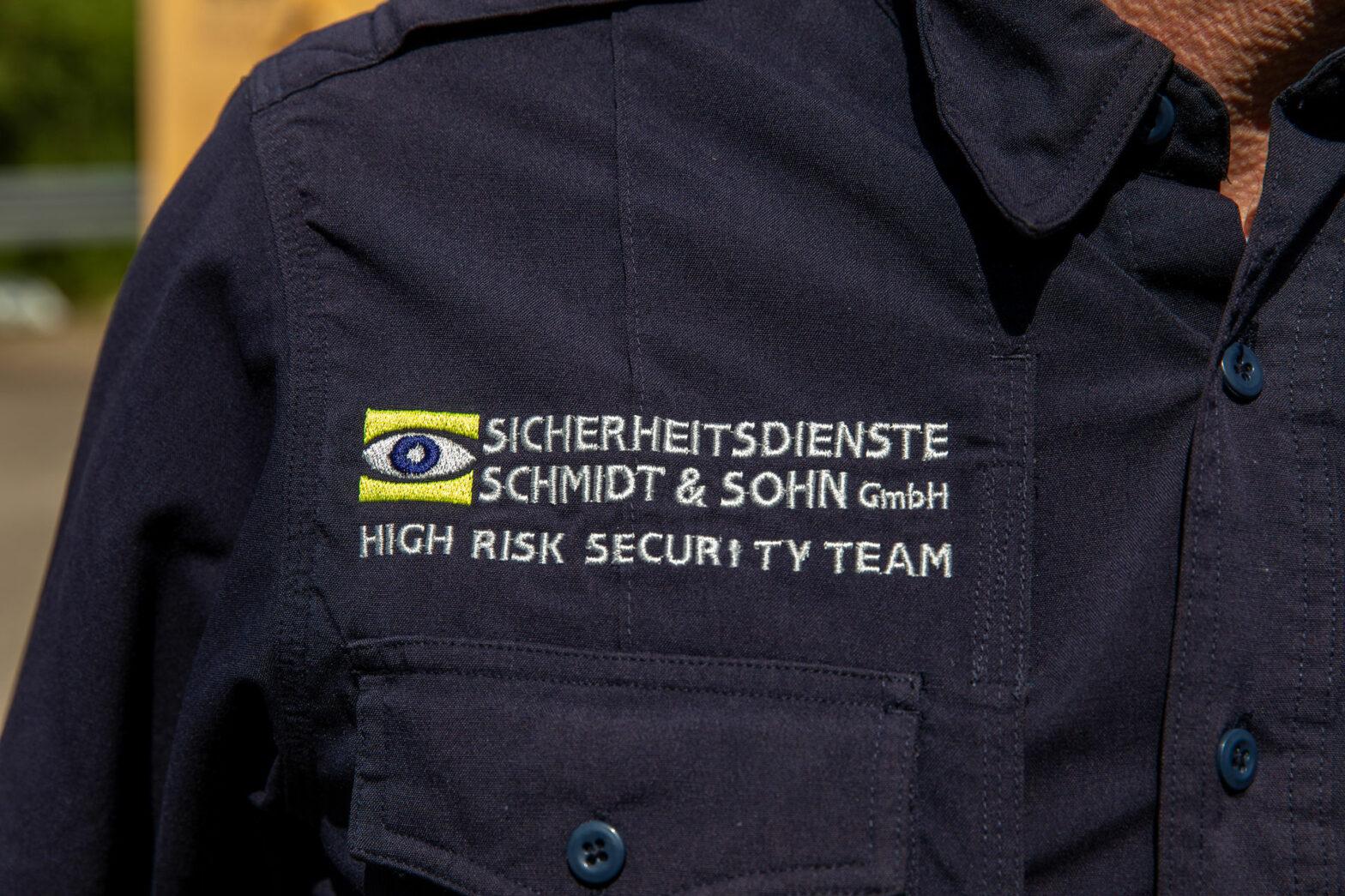 High Risk Security Team